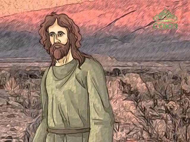 Мульткалендарь 27 февраля Преподобный Марон пустынник Сирийский