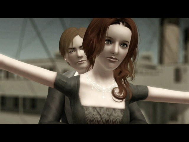 TITANIC The Sims 3