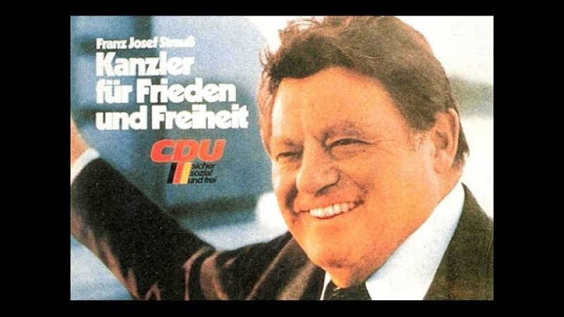 CSU Franz Josef Strauß BEST OF und deutlich deftig direkt komplett