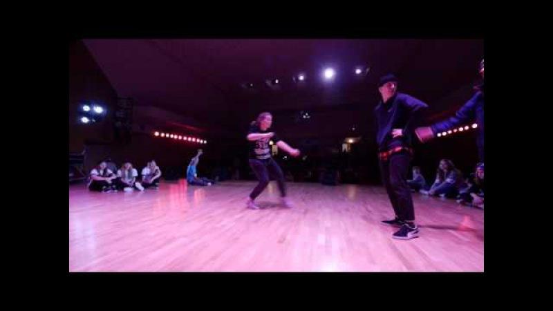 Kid Ninetailz aka Yoof(win) vs Гринь (Mif 2015,Hip-Hop begginers)