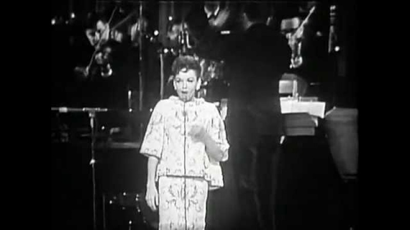 Judy Garland And Liza Minnelli - Live at the London Palladium 1964 (Full)