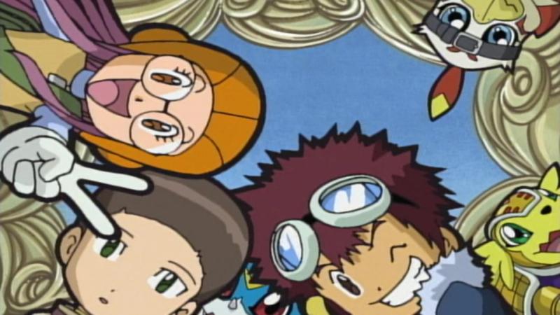 Digimon Adventure TV2 -01 серия VAYV[AnimeRip]