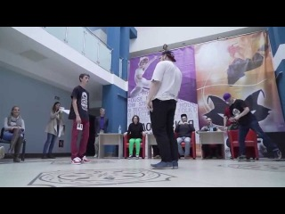 A-Class open challenge  2 | R-One [ Outta system ] | Hip-hop 1x1