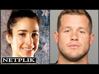 Aly Raisman says yes after Colton Underwood Raiders asks her out via video