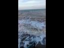 крым николаевка шторм 19 11 2015
