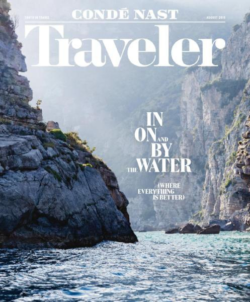 Conde Nast Traveler USA - August 2016