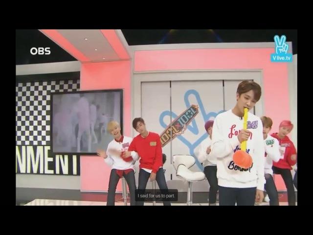 20151127 ROMEO 로미오 Naver V app EP2 Yunsung's ER