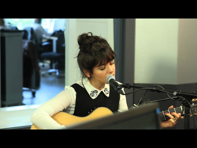 Live bei SRF 3: Katie Melua - «The Love I'm Frightened Of»