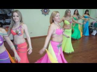Восточные танцы в центре Возрождение