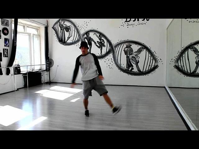 3D Dance Intensive 12 Artem Khizhnyak