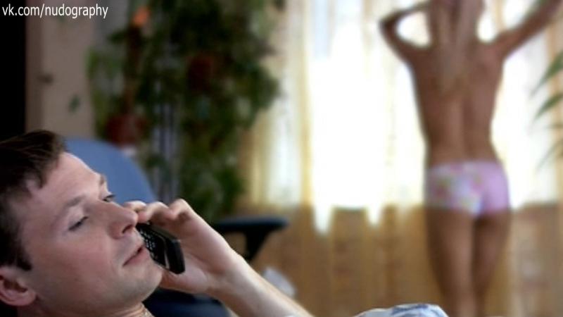 Анна Лутцева голая в сериале Закон мышеловки 2007 Александр Якимчук серия 3 7