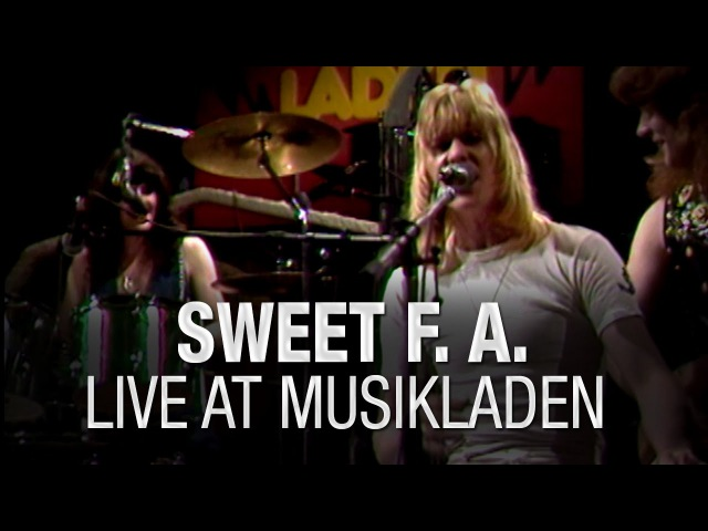 Sweet Sweet F A Musikladen 11 11 1974 OFFICIAL