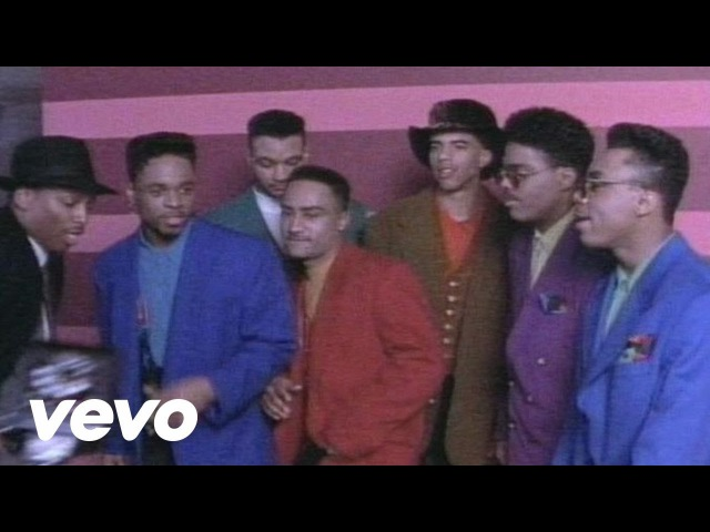Mint Condition Breakin' My Heart Pretty Brown Eyes Official Video