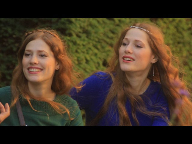 INCOLORE twins in Paris music video близняшки в Париже клип