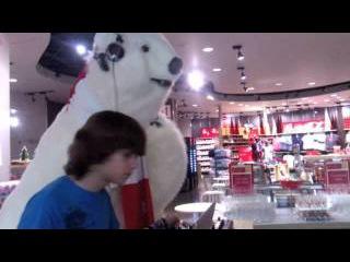 Coca Cola DJ Polar Bear