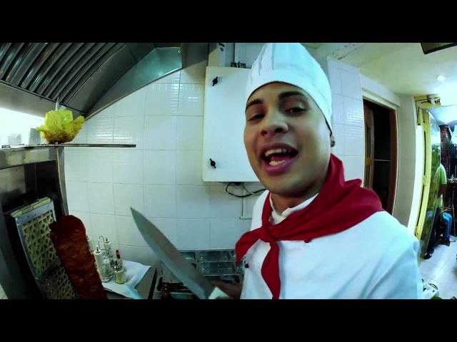 GENTE DE ZONA Feat. MADE IN CUBA Salte Del Sarten Cocina Official Video HD