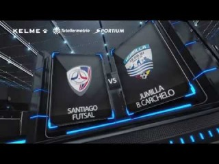 Santiago Futsal vs Jumilla B Carchelo jornada 13