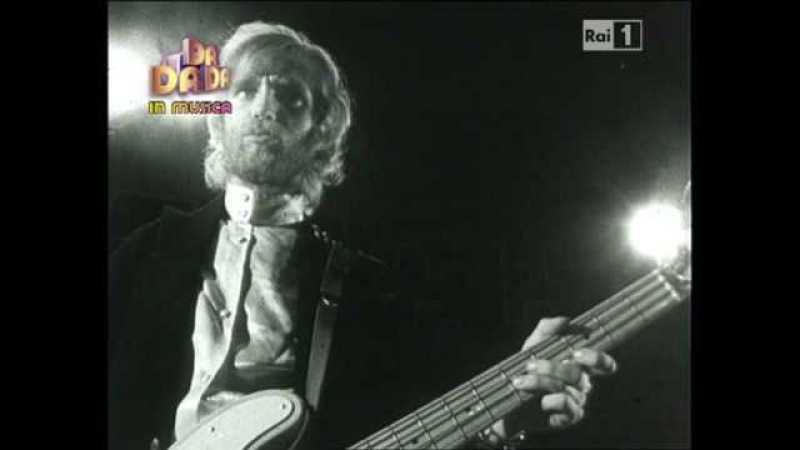 George Baker Selection ♪ Little green bag (Live!) Italy, Pesaro 1970