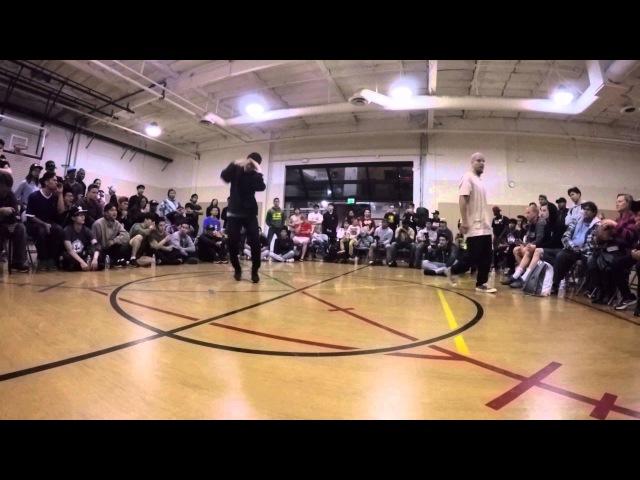 Top9Crew Kosto vs Flux Mokujin B E Fight the Good Fight 7 '2016
