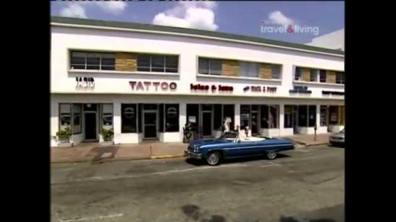 Майамские Чернила Miami Ink
