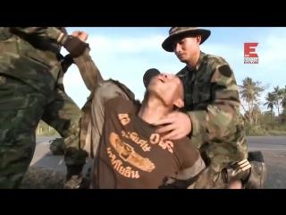 ДФ. Спецподразделения стран Азии. Бойцы специального назначения. Элитное подразделение морской пехоты Таиланда.  2-я серия