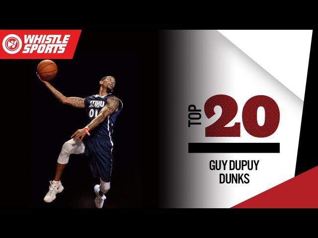 BEST Dunker in the World Guy Dupuy Dunks Compilation
