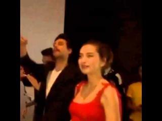 Премьера «Всё что мне осталось от тебя» в Анкаре