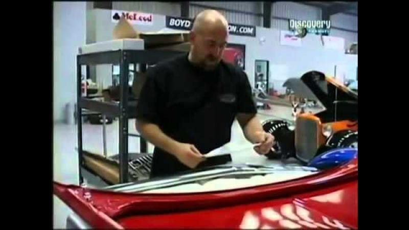 Американские колымаги Машина со свалки 4 серия