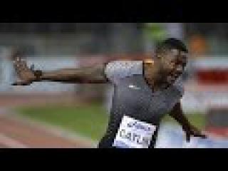 Justin Gatlin vs Ameer Webb  Men's 100m Golden Gala Rome Diamond League 2016 Rome