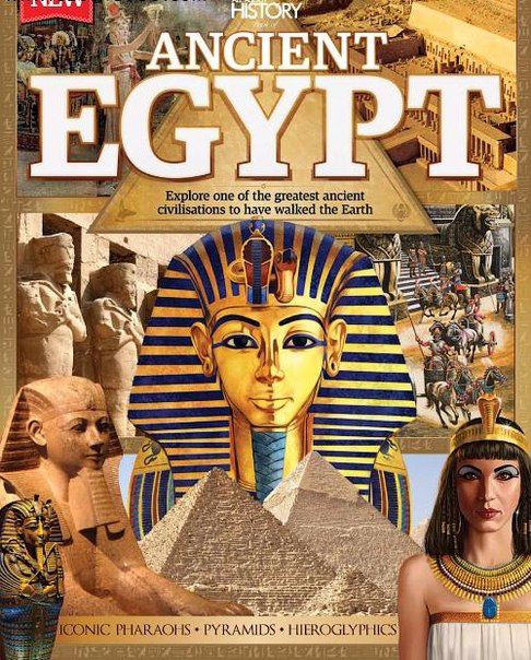All About History - Ancient Egypt 1st Edition