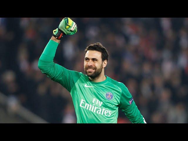 Salvatore Sirigu - Paris Saint-Germain - Best Saves - 201415 HD