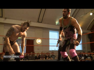 RevPro TV #26 feat: Josh Bodom vs Flash Morgan Webster