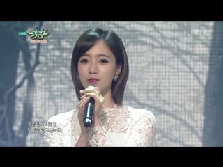 STAGE   150213   TS (T-ara, SPEED, The Seeya, Seunghee) - Don't Forget Me   Music Bank