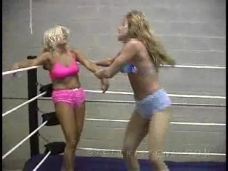 Brandy vs Belinda Belle (Steel Kittens)