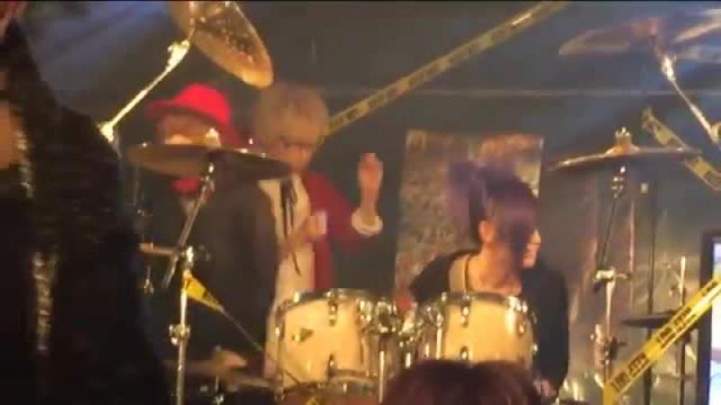 Jrokku Blitz honjitsu wa seiten nari 本日ハ晴天ナリ live клип