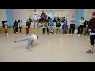 Bboy AcroMan Kill the Beat / Six Steps Crew