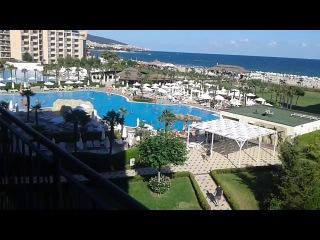 Продается меблированный двуспальный апартамент с видом на моря в Маджестик отель Солнечный берег