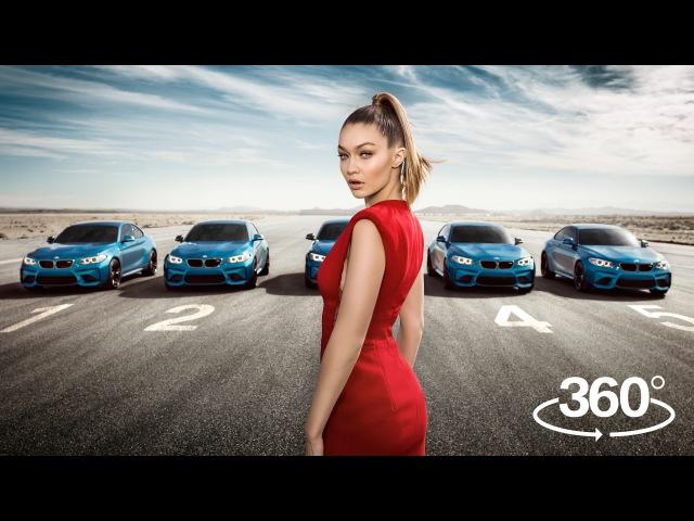 BMW M2 Джиджи 360* Втачке мир автомобилей