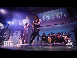 BTS 2K17 - WAACKING FINAL  Chillin vs Bagsy  