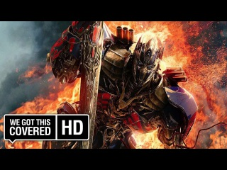 """Transformers: The Last Knight """"Hot Rod"""" Clip HD Mark Wahlberg, Anthony Hopkins, Michael Bay"""