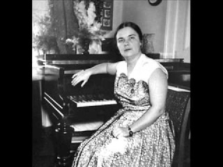 Tatiana Nikolayeva plays Bach Partita No.4 in D, BWV 828
