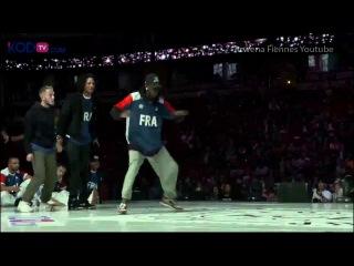 KOD World Cup 2016 FINAL | KOREA vs FRANCE - Les Twins/Waydi/Boubou - KODTV Live Stream