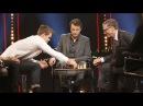 Bill Gates gets interviewed and plays chess against Magnus Carlsen SVT/NRK/Skavlan