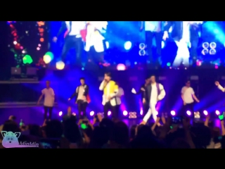 [FANCAM] 160421 «Shady Lady» + «Hurricane» + «Bad Man» + «Dancing in the Rain» + «Stop It»   LIVE ON EARTH 2016 WORLD TOUR