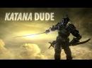 Dark Souls 3 Katana Dude
