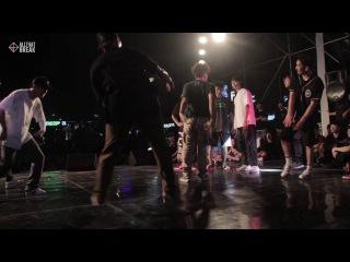 SOUL BURNZ vs GAMBLERZ / Semifinal2 / Ulsan Summer Warz Vol.8 /