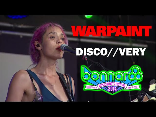 Warpaint - 'DiscoVery' (Live 2014)