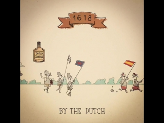 By the dutch the birth of gin