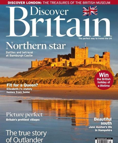 Discover Britain-February-March 2017
