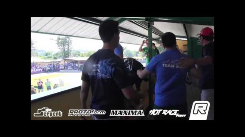Dominic Greiner s final lap @ 2016 IFMAR 1 10th 200mm World Championship